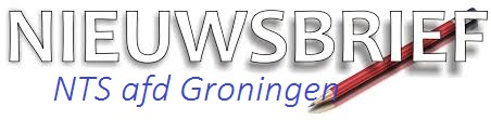 Nieuwsbrief afdeling Groningen