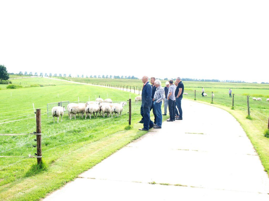 geslaagde excursie afdeling Friesland