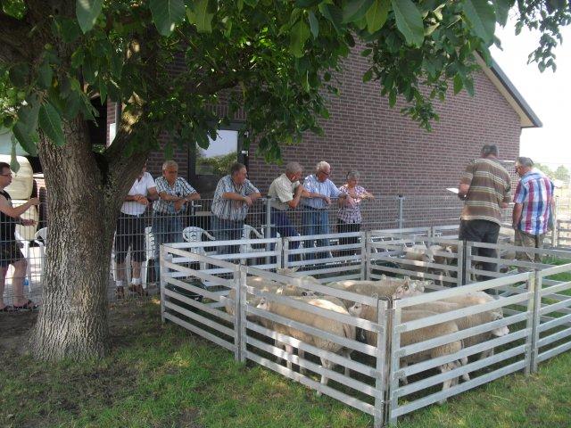 premie keuring afd. Brabant/Limburg.