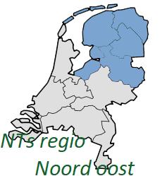 Eerste nieuwsbrief regio Noord Oost