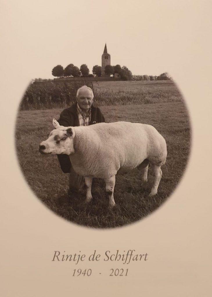 Ter nagedachtenis aan Rintje de Schiffart